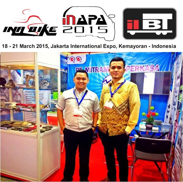 INAPA 2015. The ASEAN'S Largers International